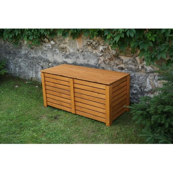 Drewniana Skrzynia Na Poduszki E Kabex Meble Ogrodowe Z