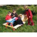Dziecięcy zestaw ogrodowy